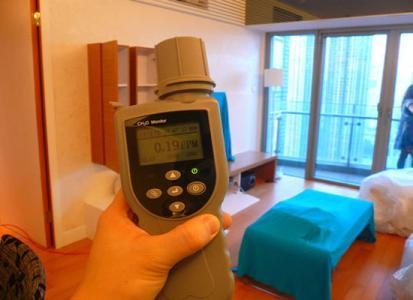 澳门新普京公司室内甲醛检测常用哪些方法