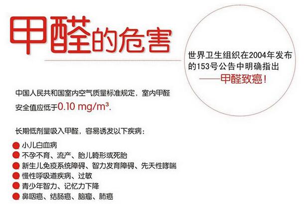 《中国室内甲醛污染白皮书》 关注装修污染 共创无醛生活